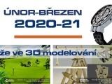 DESIGN STAR 2020-21 - desátý ročník soutěže ve 3D modelování - REGISTRACE